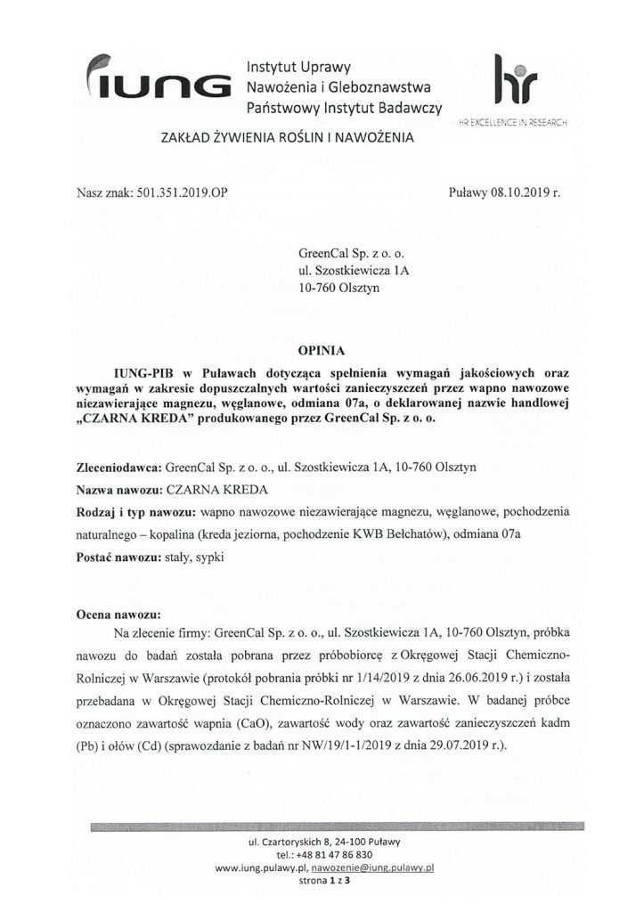 Czarna Kreda IUNG Puławy-1